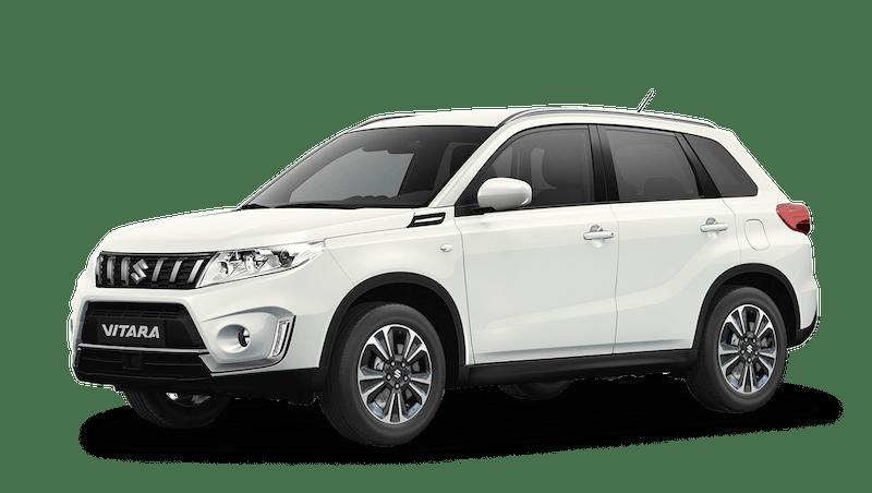 Superior White (Standard) Suzuki Vitara
