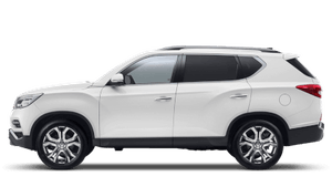 Ssangyong Rexton Commercial