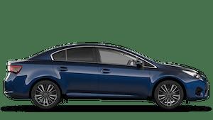 Toyota Avensis Saloon Design