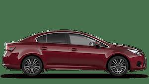 Toyota Avensis Saloon Excel