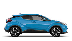 Toyota C-HR Design