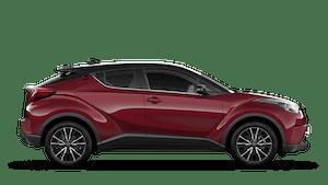Toyota C-HR Red Edition
