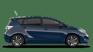 Toyota Verso Design