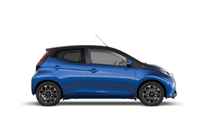 Toyota Aygo x clusiv