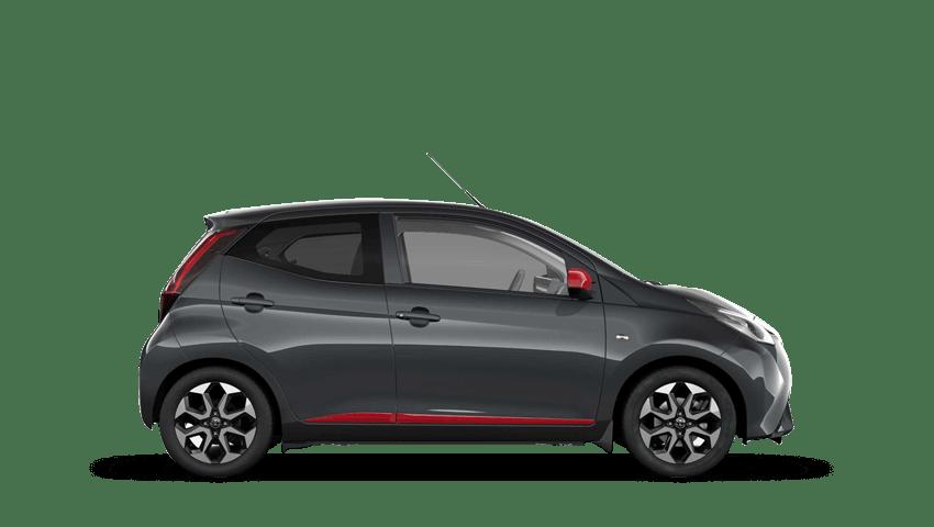 Electro Grey (Metallic) Toyota AYGO
