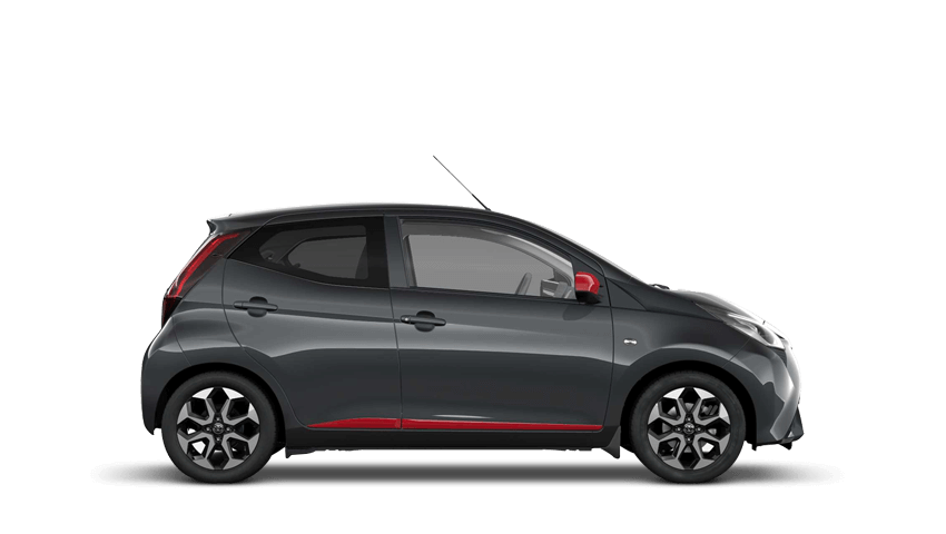 Toyota Business: AYGO x-trend Business Contract Hire Offer