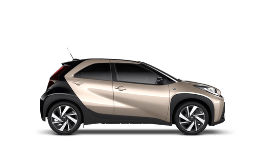Explore the Toyota Aygo Motability Price List