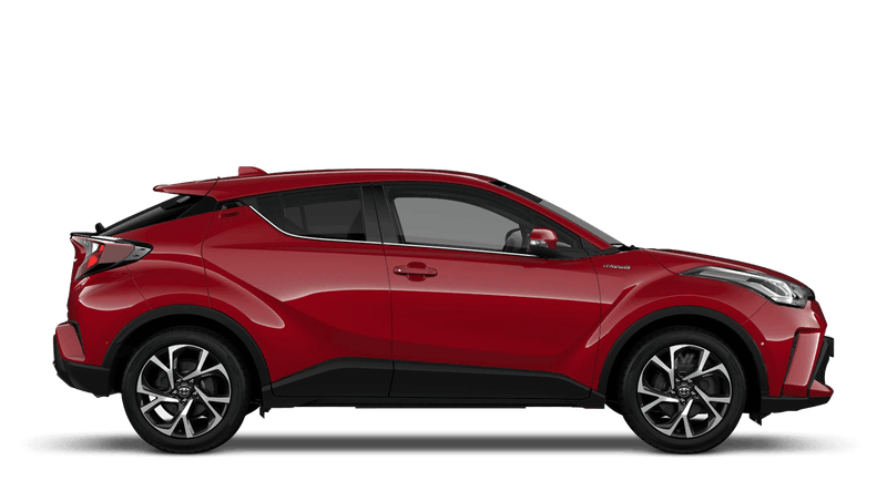 Toyota C-HR Design