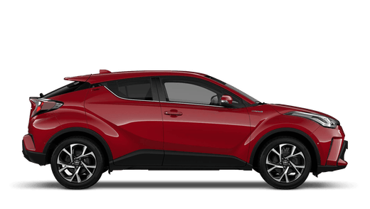 Explore the Toyota C-HR Motability Price List