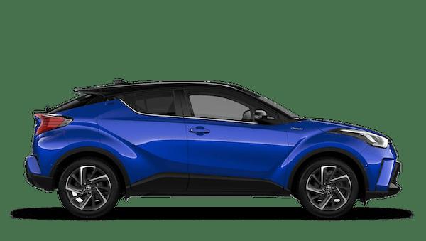 1.8 VVT-i Dynamic Hybrid 122hp Auto