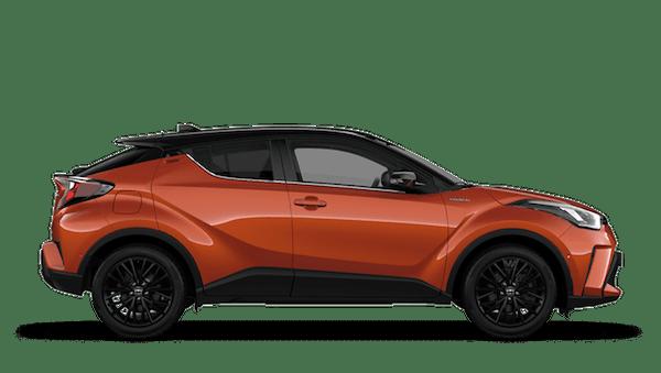 2.0 VVT-i Orange Edition Hybrid 178hp Auto