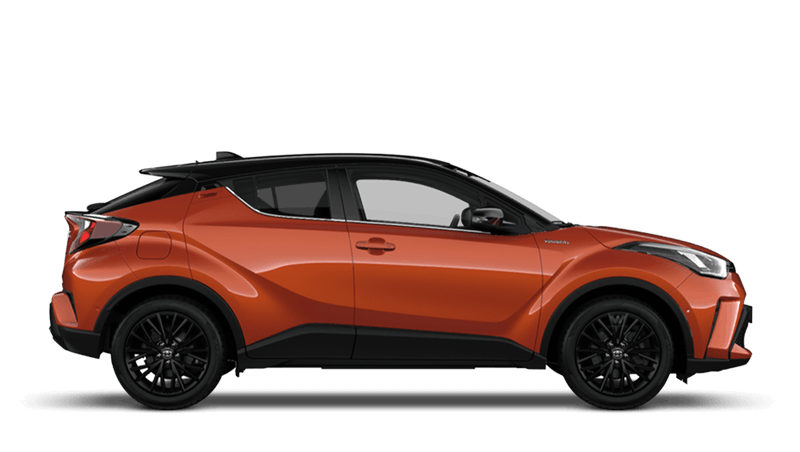Toyota C-HR Orange Edition