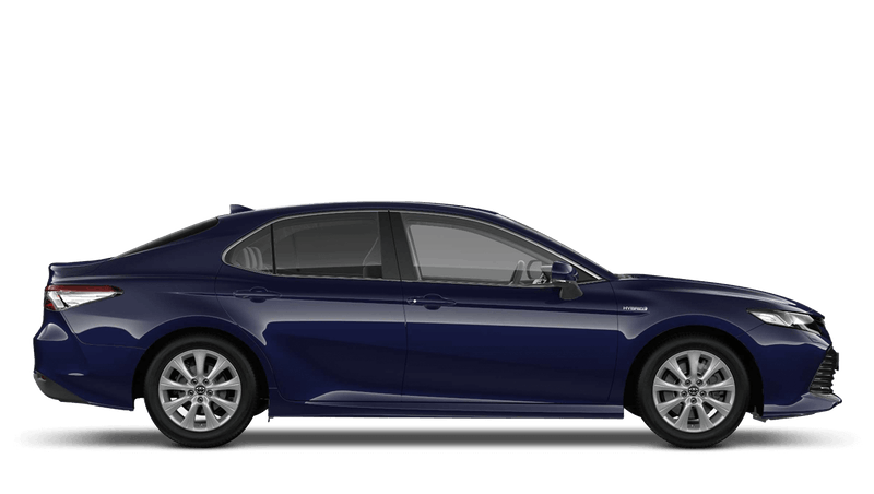 Galactic Blue (Metallic) All New Toyota Camry Hybrid