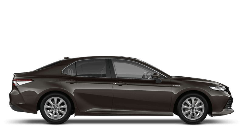Graphite (Metallic) New Toyota Camry Hybrid