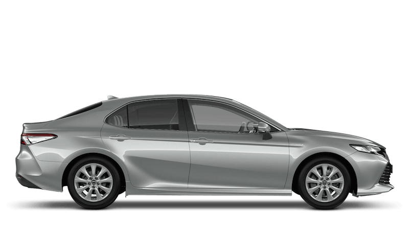 Tyrol Silver (Metallic) All New Toyota Camry Hybrid