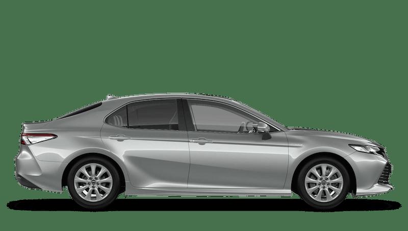 Tyrol Silver (Metallic) New Toyota Camry Hybrid