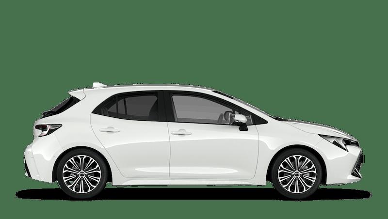 Toyota Corolla Hatchback Design