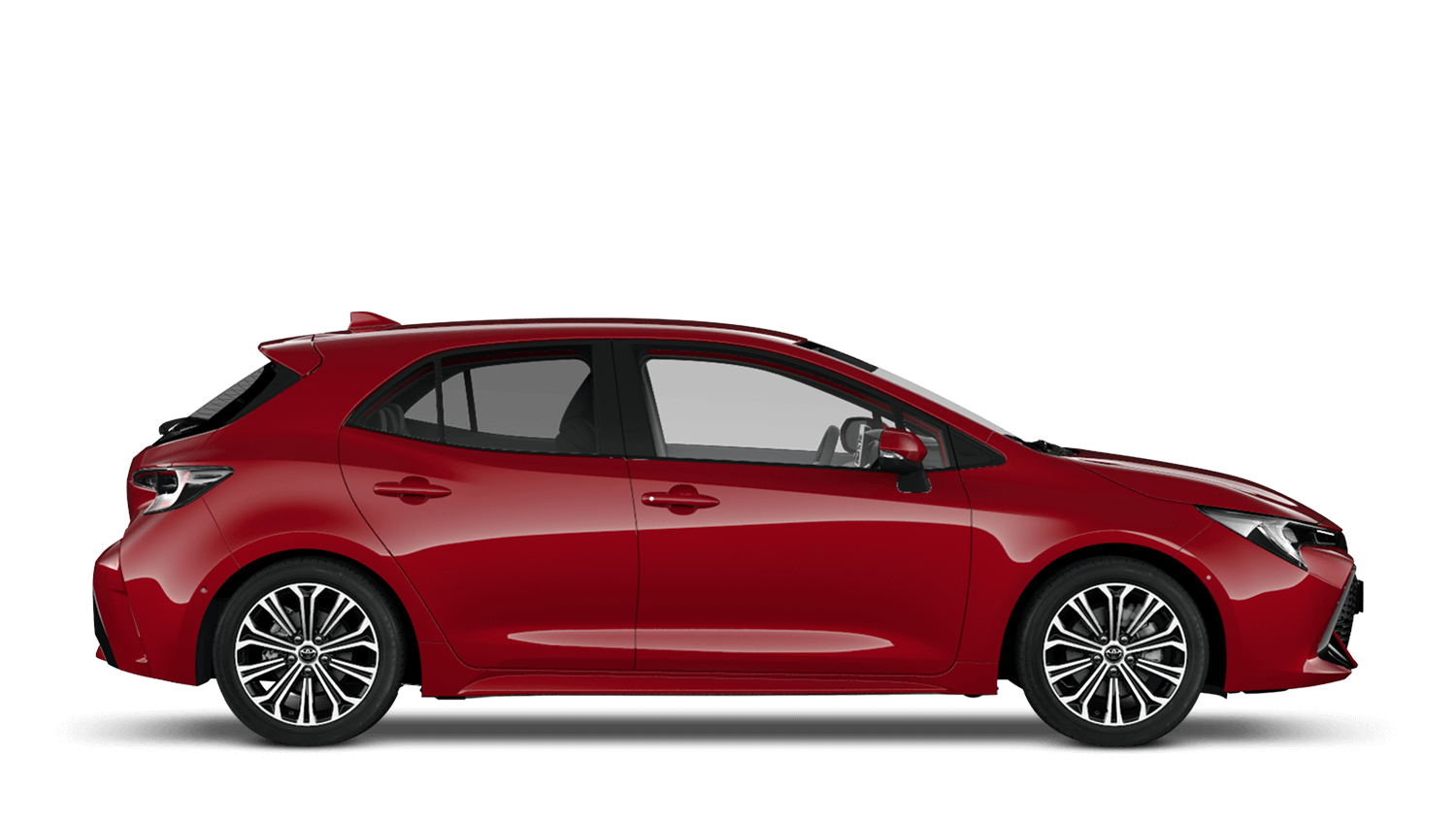 Corolla Hatchback Hybrid Offers