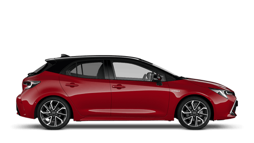 All New Toyota Corolla Hatchback
