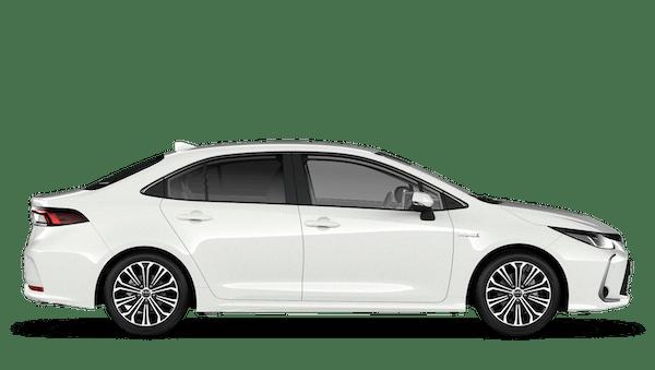 Toyota Corolla Saloon Design