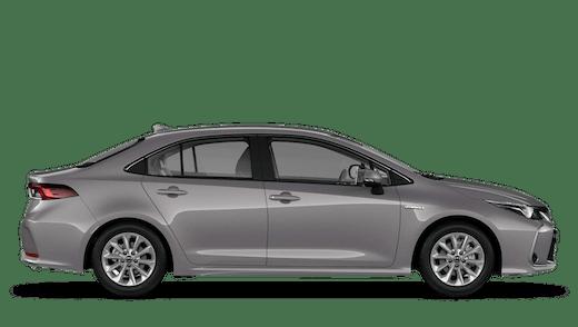 Toyota Corolla Saloon Brochure
