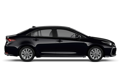 New Toyota Corolla Saloon
