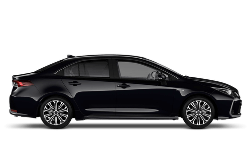 All New Toyota Corolla Saloon