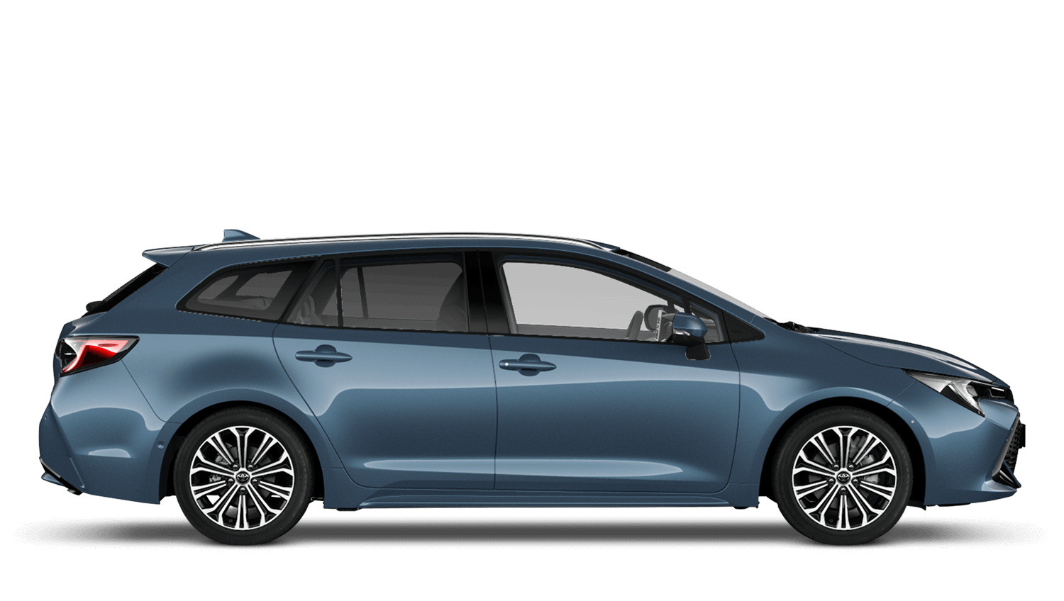 Corolla Hybrid Touring Sports Design Business Offer