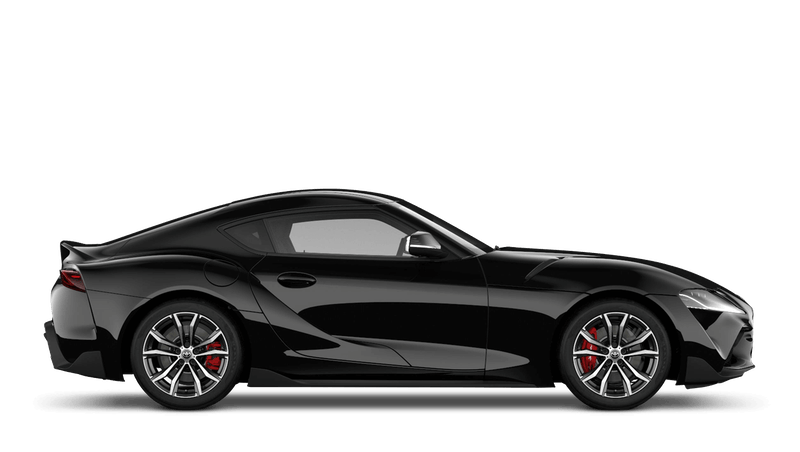 Black (Metallic) All New Toyota GR Supra