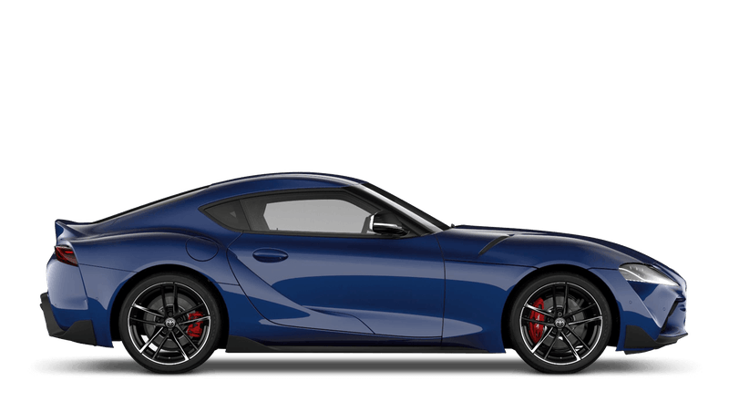Deep Blue (Metallic) All New Toyota GR Supra