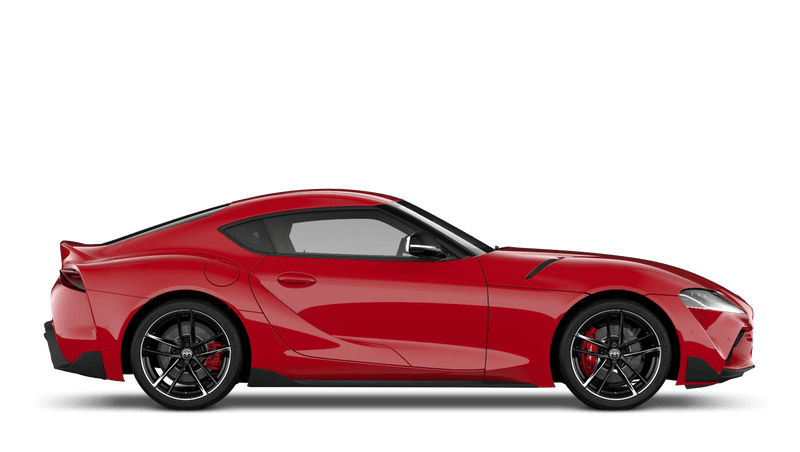 Prominence Red (Solid) All New Toyota GR Supra