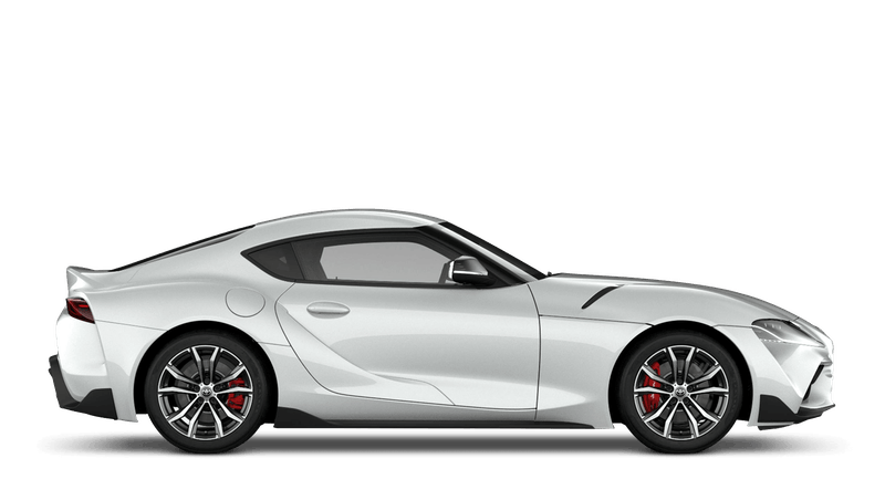 Silver (Metallic) All New Toyota GR Supra