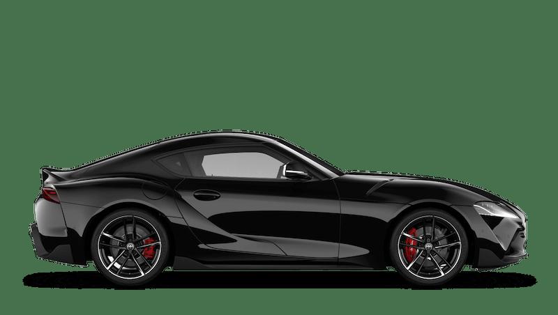 Black (Metallic) New Toyota GR Supra