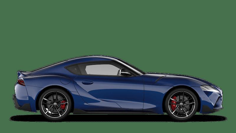 Deep Blue (Metallic) New Toyota GR Supra