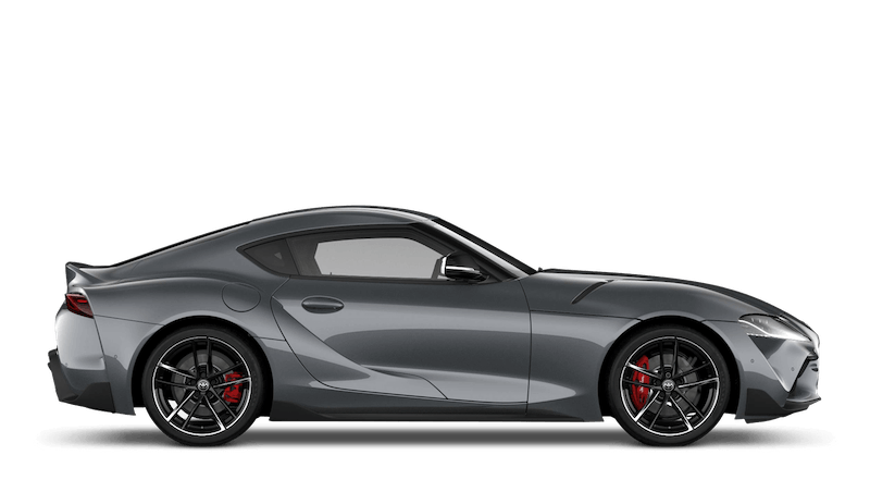 Icy Grey (Metallic) All New Toyota GR Supra