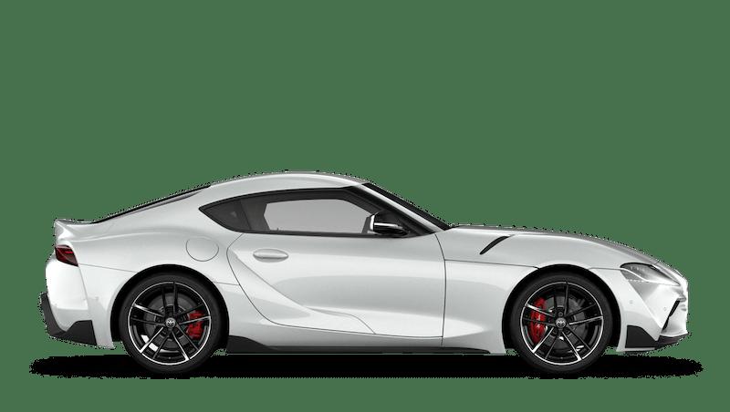 Silver (Metallic) All New Toyota GR Supra