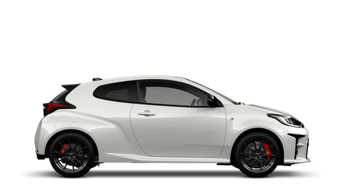 New Toyota GR Yaris