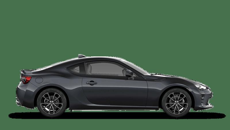 Grey (Metallic) Toyota GT86