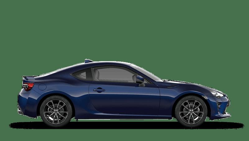Starlight Blue (Pearl) Toyota GT86