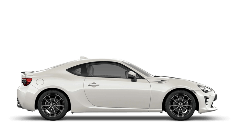 White Pearl (Pearl) Toyota GT86