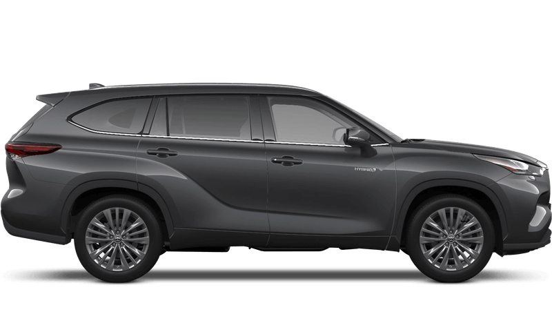 Decuma Grey (Metallic) All New Toyota Highlander