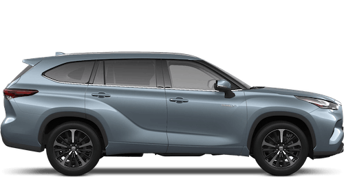 All New Toyota Highlander