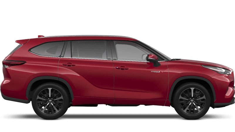 Tokyo Red (Pearlescent) All New Toyota Highlander
