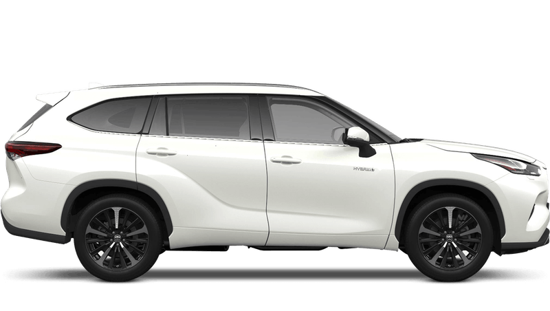 White Pearl (Pearlescent) All New Toyota Highlander