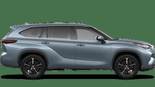 New Toyota Highlander Brochure