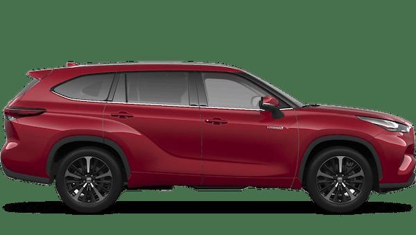 Toyota Highlander Excel Premium
