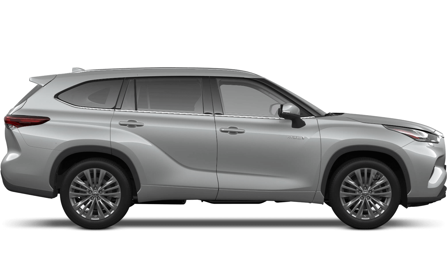 Toyota All New Highlander New Car Offers