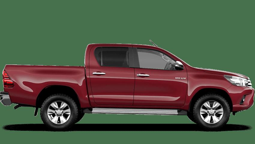 Crimson Spark (Metallic) Toyota Hilux