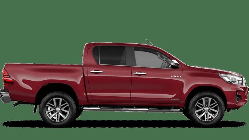 Toyota Hilux Invincible X