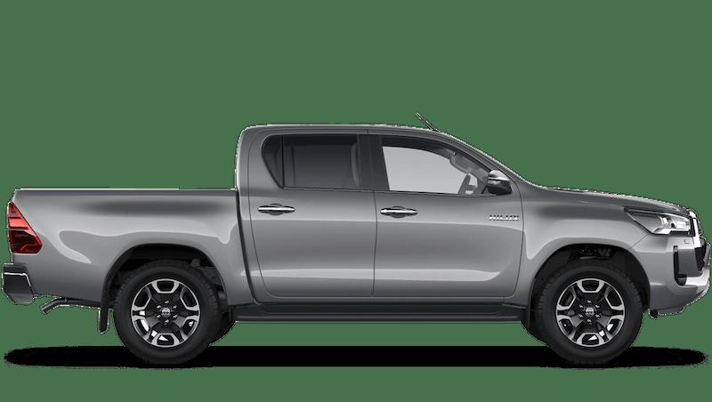 Silver Blade (Metallic) New Toyota Hilux